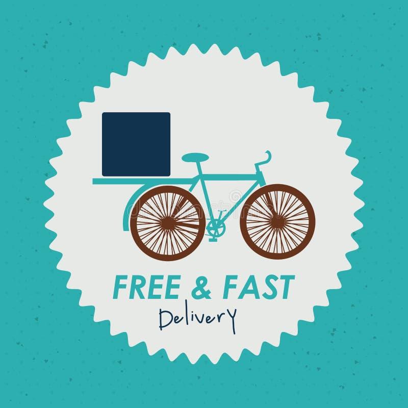 Дизайн поставки бесплатная иллюстрация