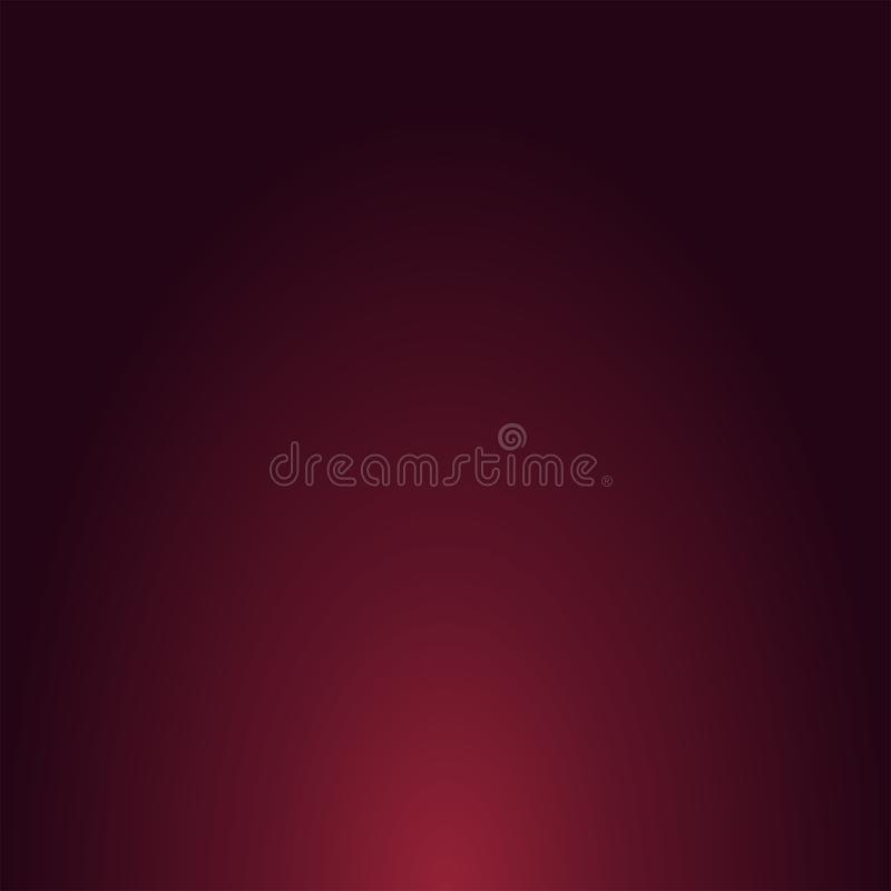 Дизайн предпосылки градиента красный абстрактный иллюстрация вектора