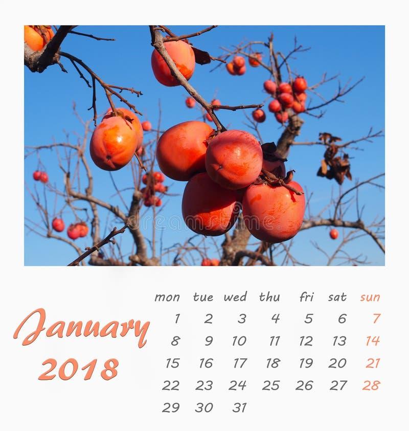 Дизайн 2018 рогульки шаблона настольного календаря в июле valencia стоковые фото