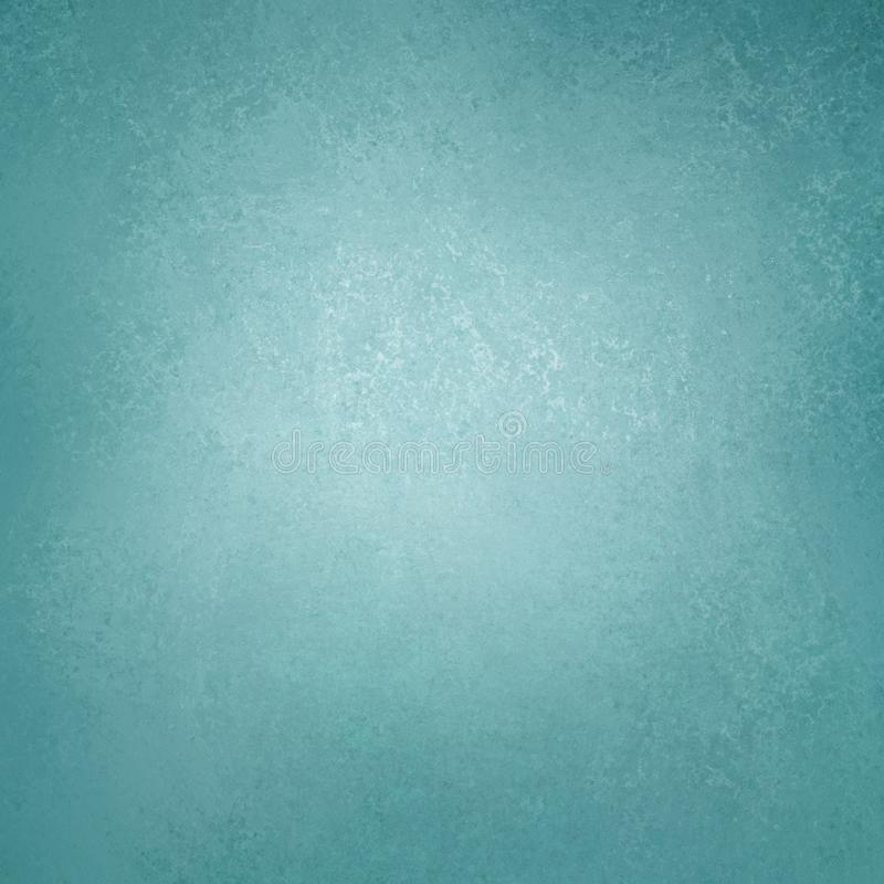 Дизайн текстуры предпосылки grunge абстрактной голубой предпосылки роскошный богатый винтажный с элегантной античной краской на ил стоковое изображение