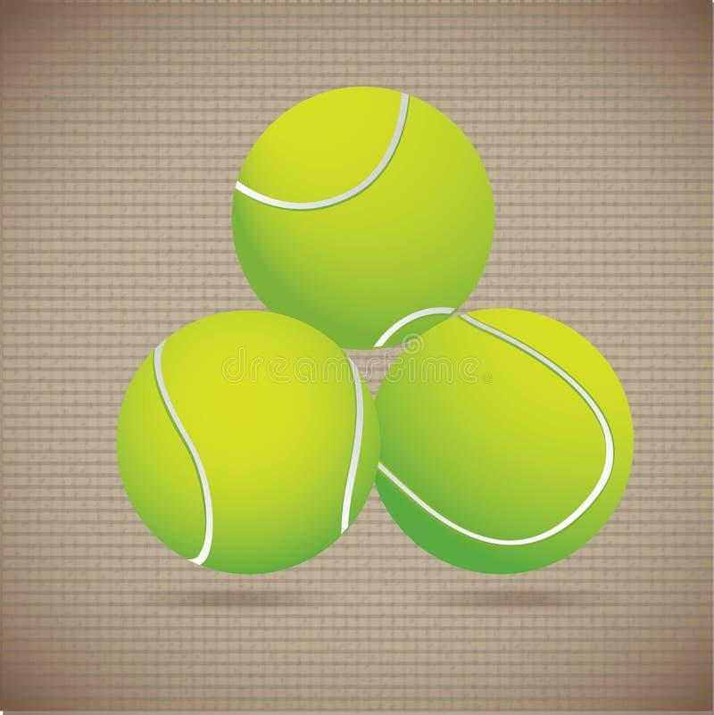 Дизайн тенниса иллюстрация штока