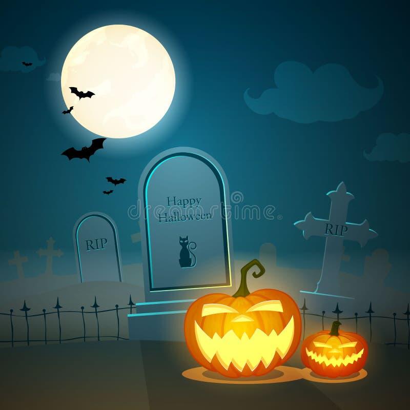 Дизайн хеллоуина бесплатная иллюстрация