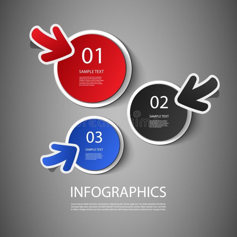 Дизайн Infographic бесплатная иллюстрация