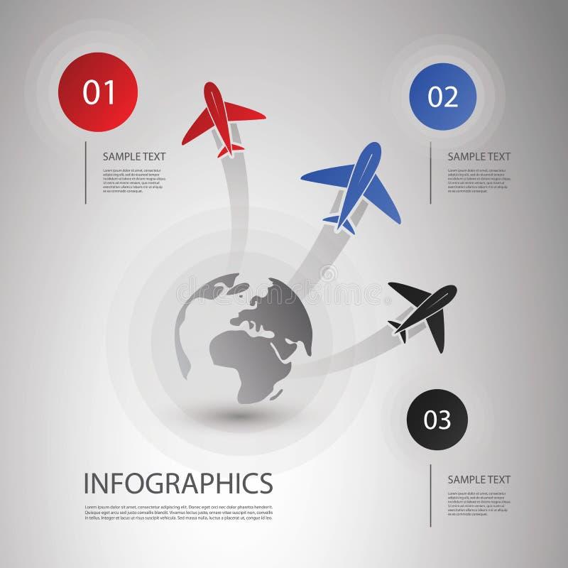 Дизайн Infographic иллюстрация вектора