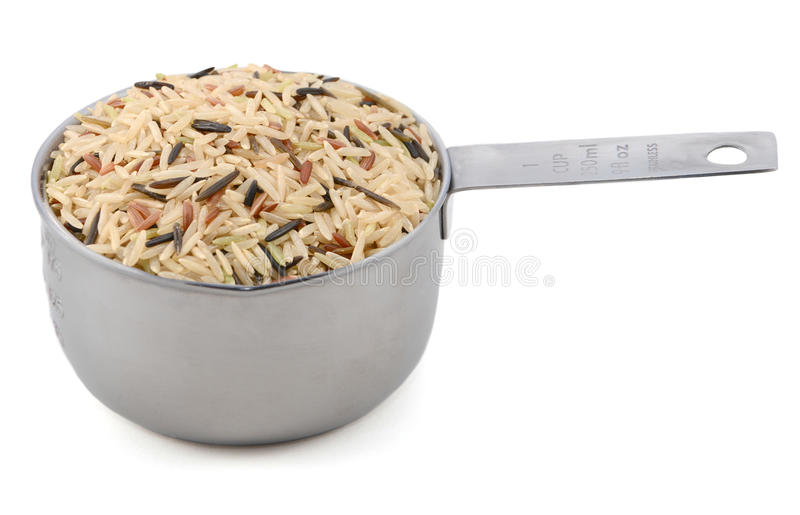 Download Дикие рисы, зерна коричневого цвета Basmati и красные Camargue в американце Стоковое Фото - изображение насчитывающей рис, съестно: 40585172