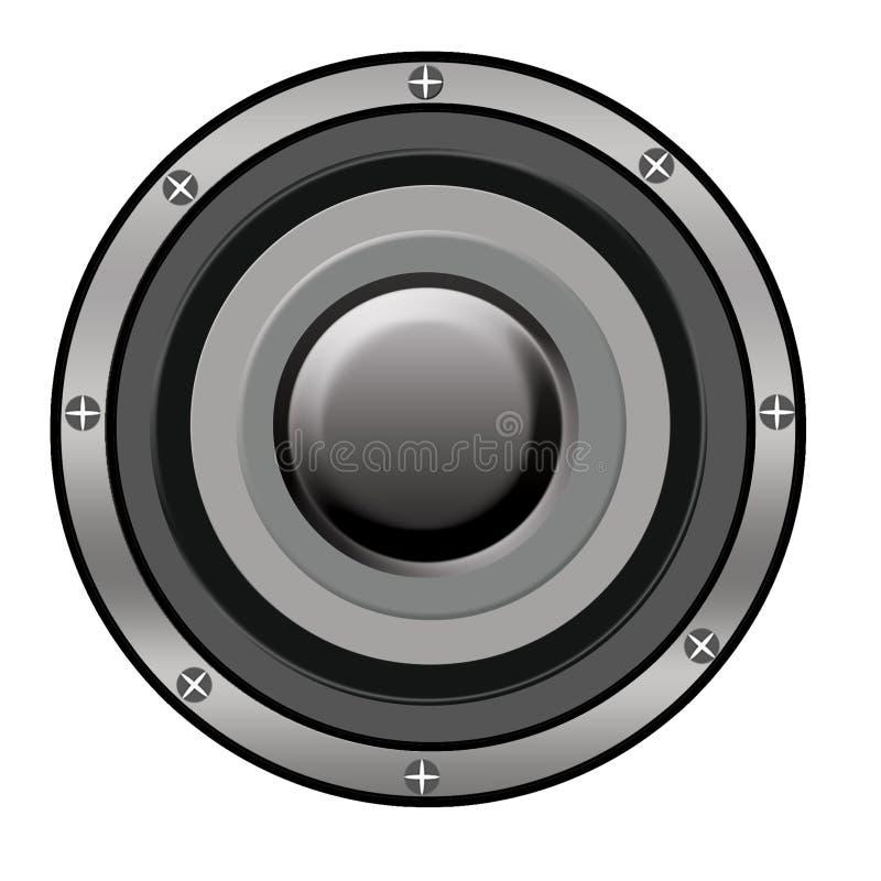 Диктор стоковые фотографии rf