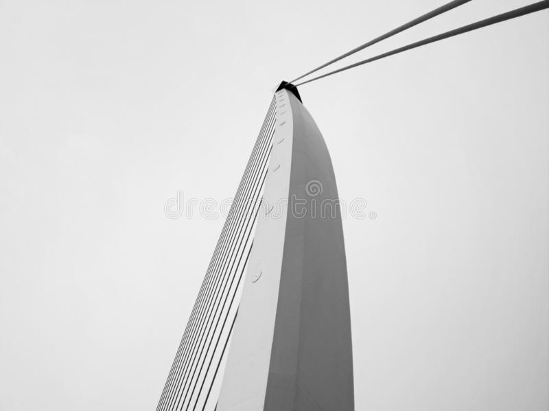 Динамическая белая конструкция стоковое изображение