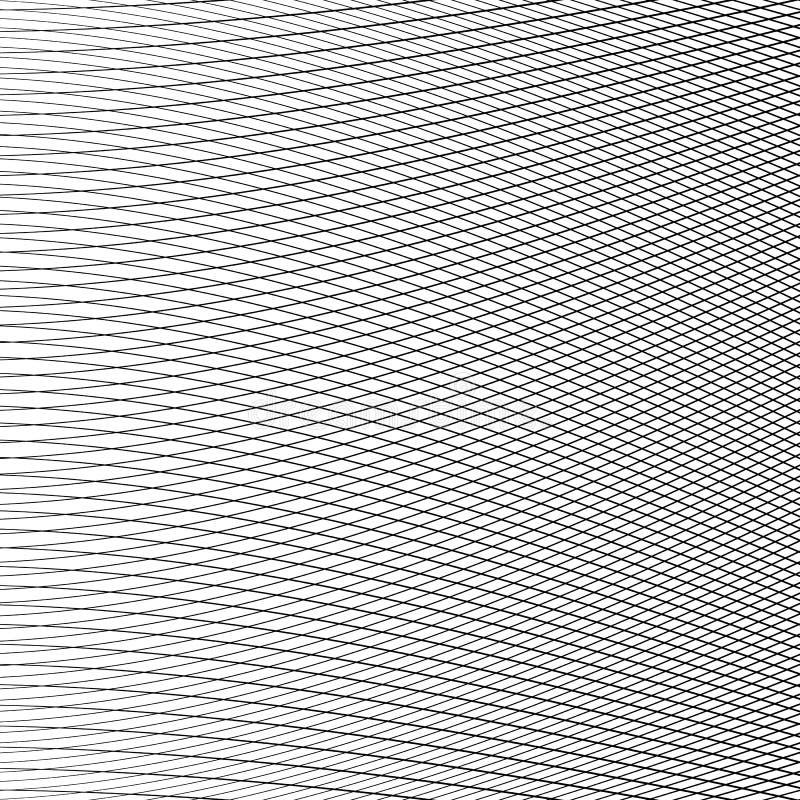 Download Динамические линии решетка Monochrome геометрическая картина, абстрактное Textu Иллюстрация вектора - иллюстрации насчитывающей линии, клетчато: 81802692