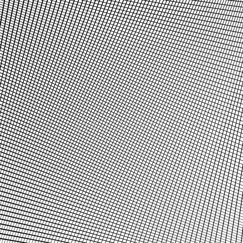 Download Динамические линии решетка Monochrome геометрическая картина, абстрактное Textu Иллюстрация вектора - иллюстрации насчитывающей хитроумного, скрежетать: 81802823