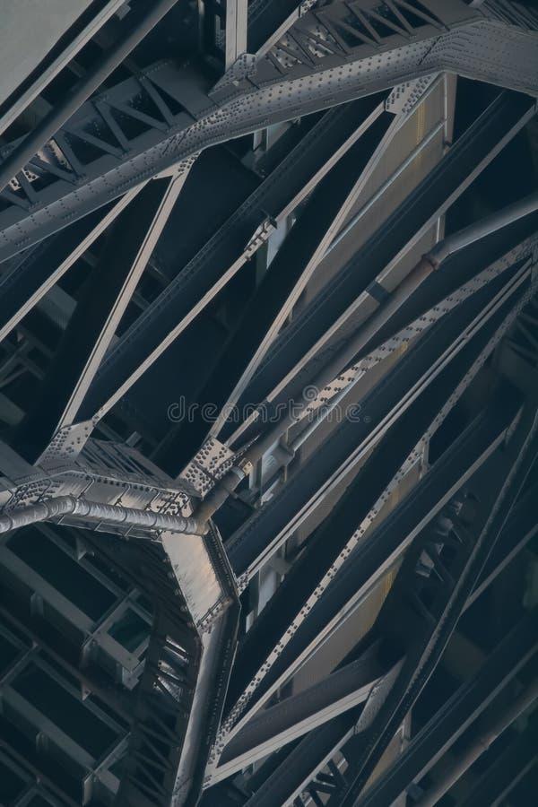 динамически сталь стоковое изображение rf
