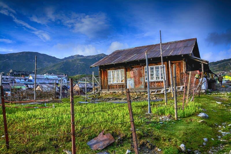 Динамическое Gnathang стоковые фото