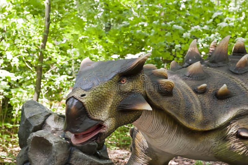 динозавр головной s стоковые изображения rf