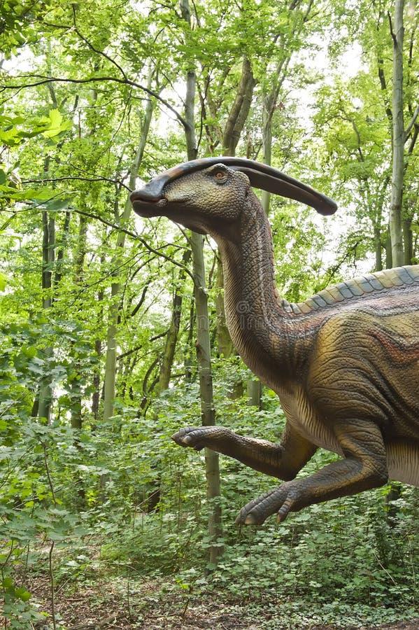 динозавр огромный стоковая фотография