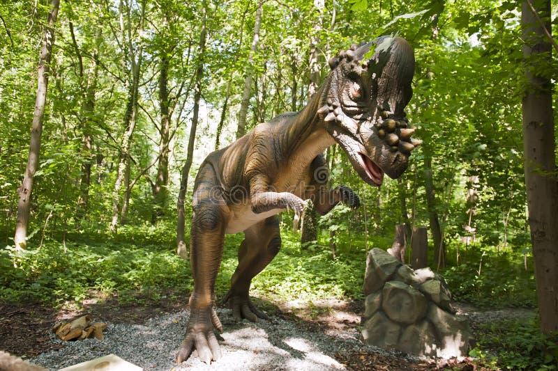 динозавр стоковое изображение rf