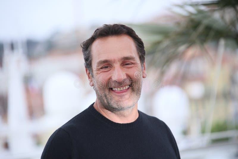 Директор Gilles Lellouche присутствует на photocall для раковины o ` стоковая фотография rf