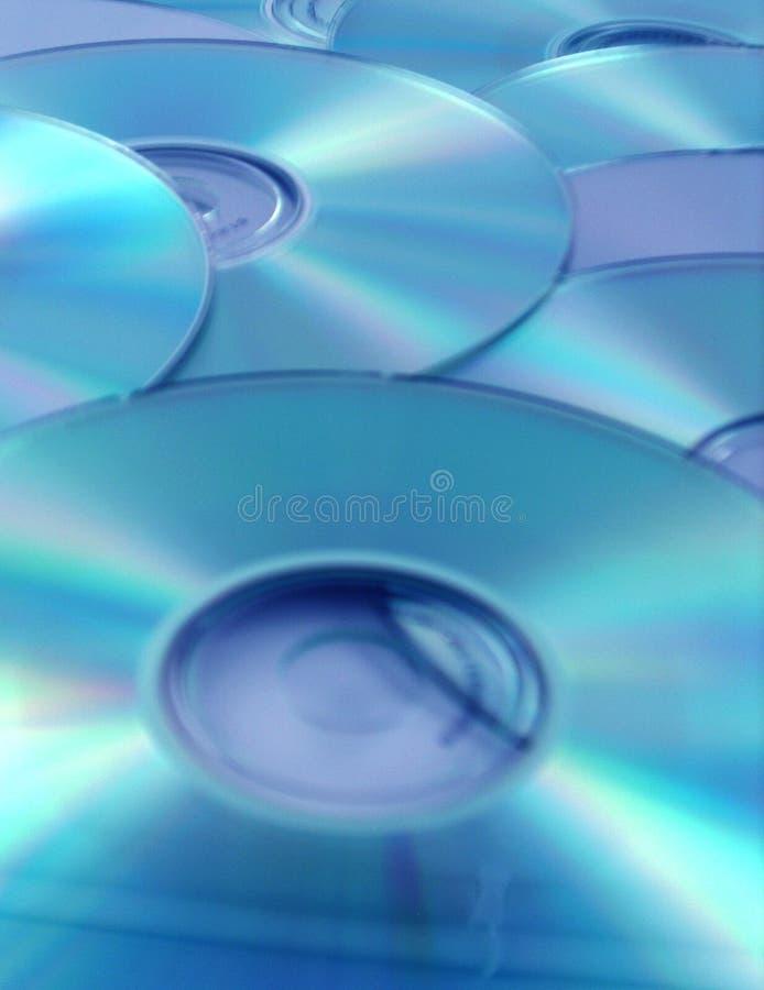 диски оптические стоковое изображение rf