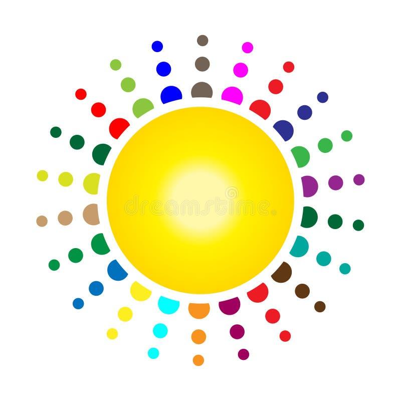 диско шариков бесплатная иллюстрация