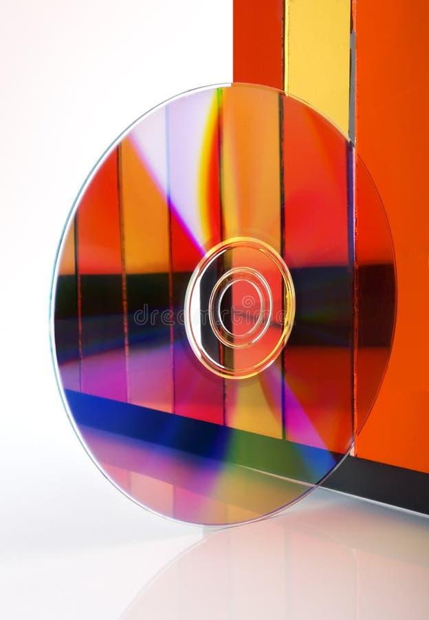 диск оптически стоковое изображение