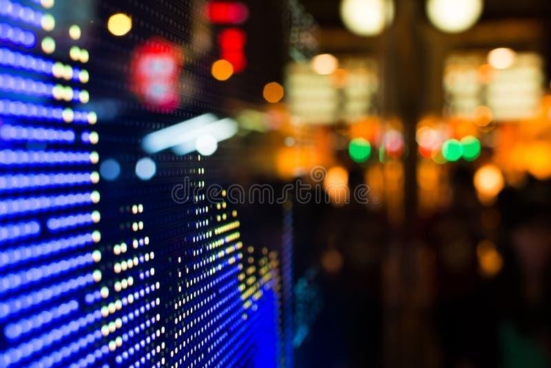 Download Дисплей рыночной цены фондовой биржи Стоковое Изображение - изображение насчитывающей concept, коммерция: 41660929