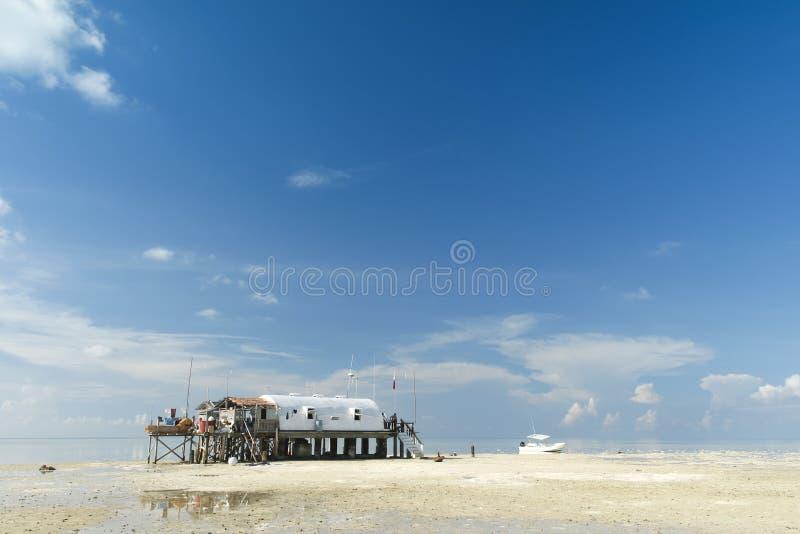 Море Филиппины sulu рифа Tubbataha стоковое фото