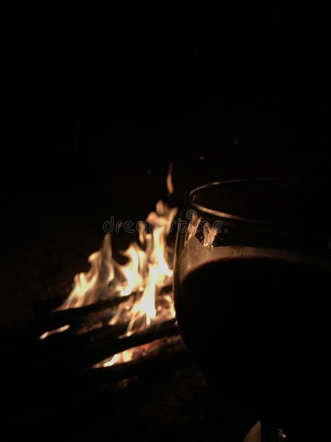 Длинная ночь стоковое фото