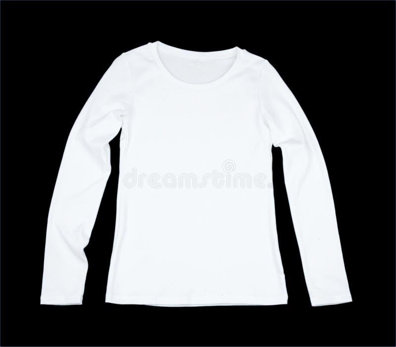 длинняя втулка рубашки стоковое изображение
