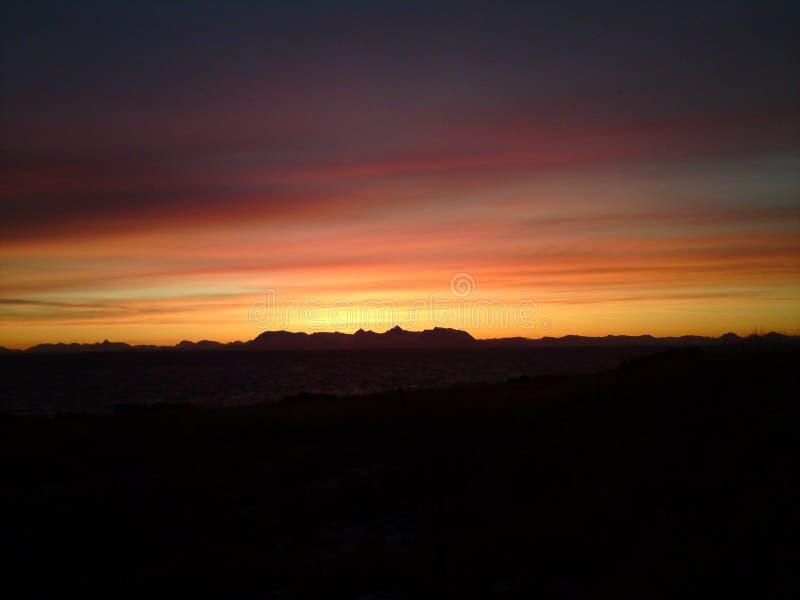 Дневной свет зимы стоковые фотографии rf