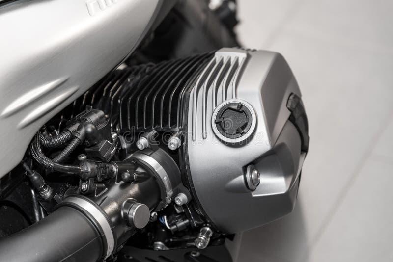 Дно рамки мотоцикла в целом стоковое фото