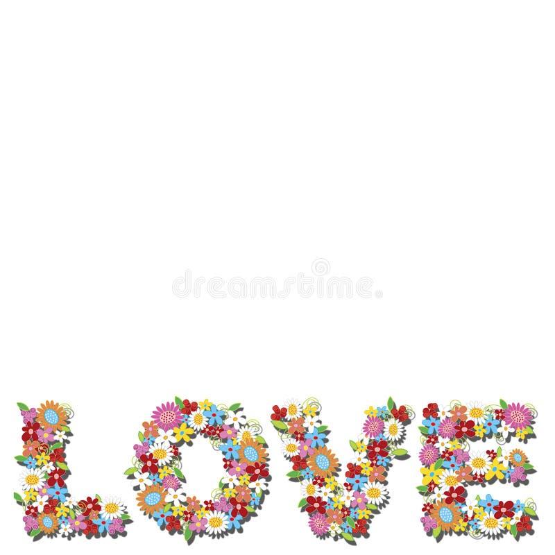 дно цветет весна влюбленности бесплатная иллюстрация