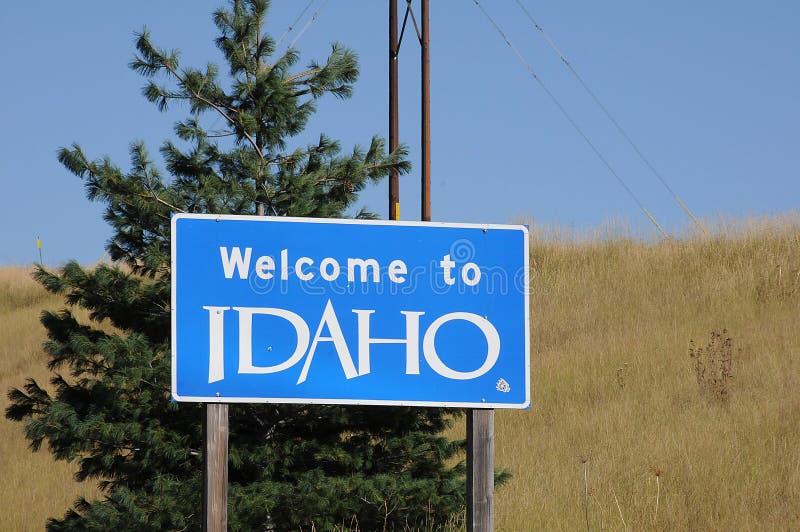 Добро пожаловать в объединенные штаты Америки стоковое изображение