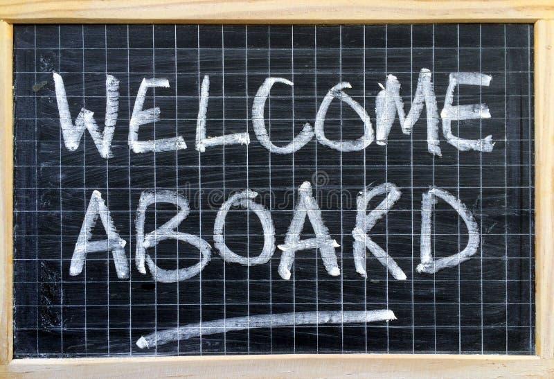Добро пожаловать на борту извещения