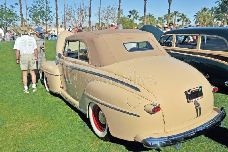 Довоенный Форд стоковое изображение