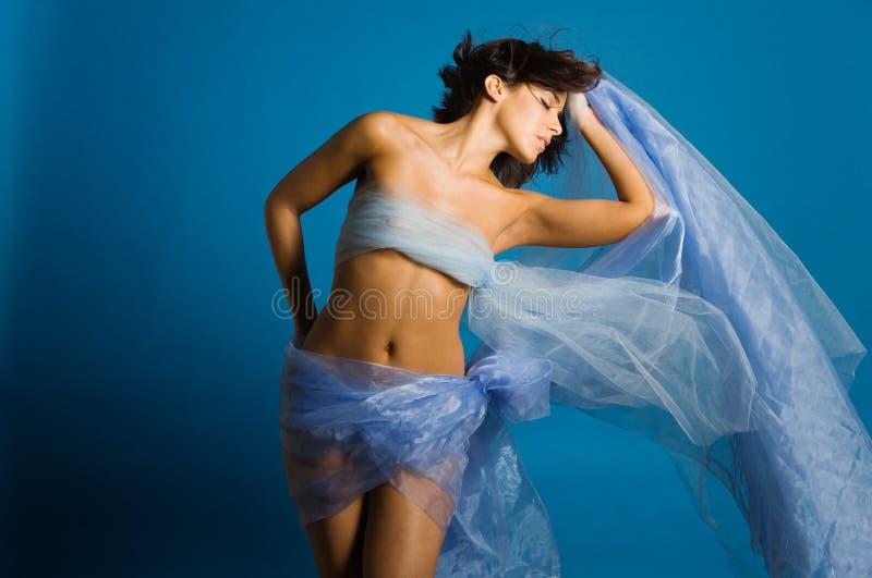 довольно сексуальная женщина стоковые фото