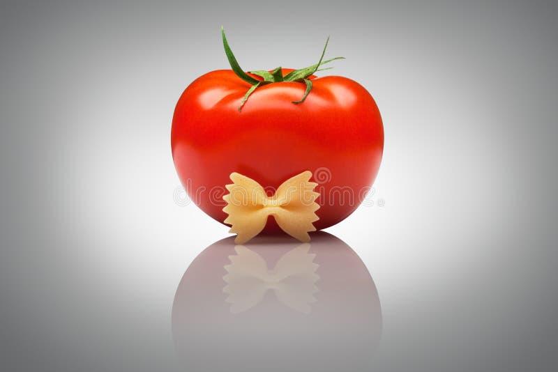 Довольно imposing томат господина. стоковые фото