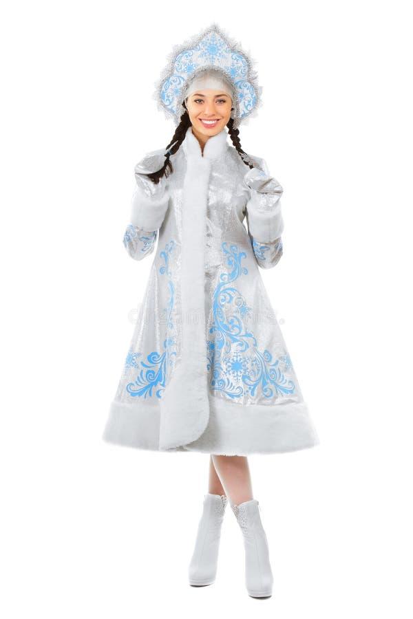 Download Довольно шаловливая женщина Стоковое Изображение - изображение насчитывающей славно, mittens: 37925789