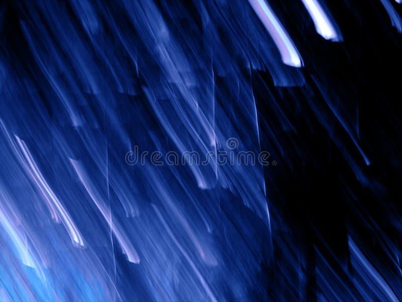 дождь метеора стоковые изображения