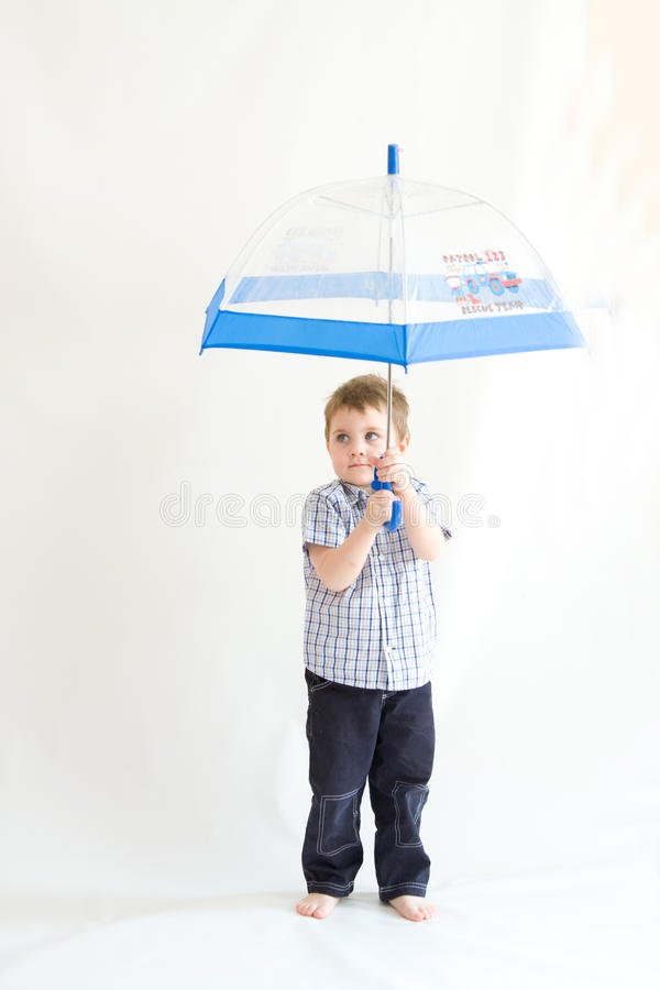 дождь человека стоковые изображения rf