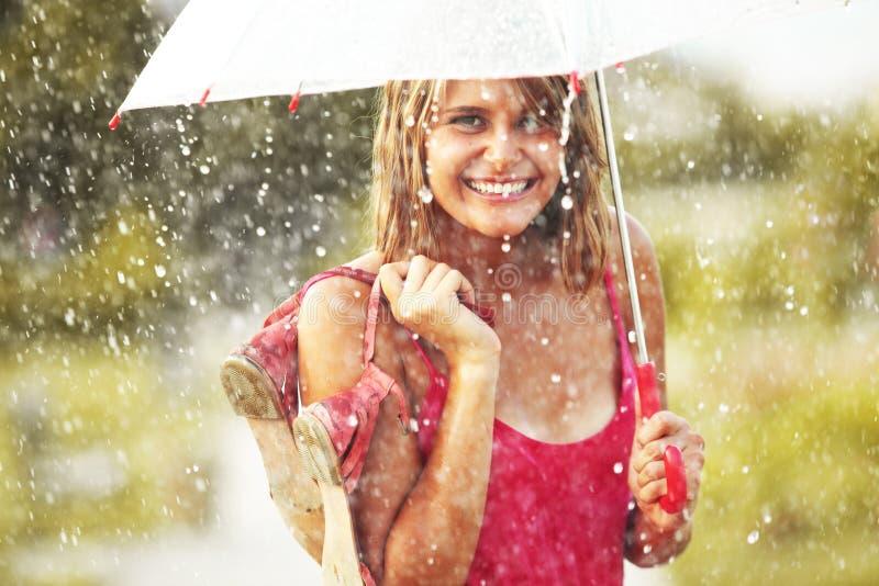 Дождь стоковые изображения