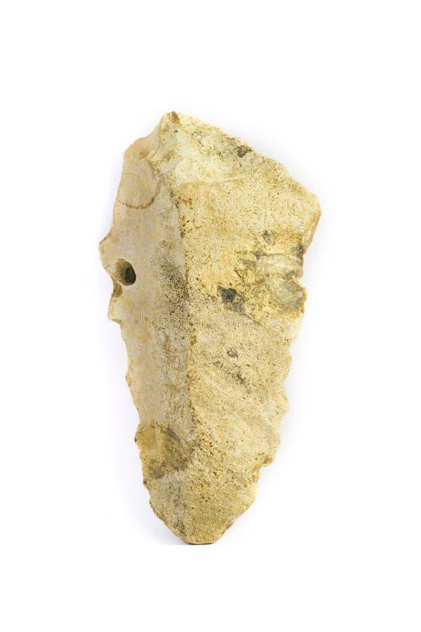 доисторический инструмент стоковая фотография