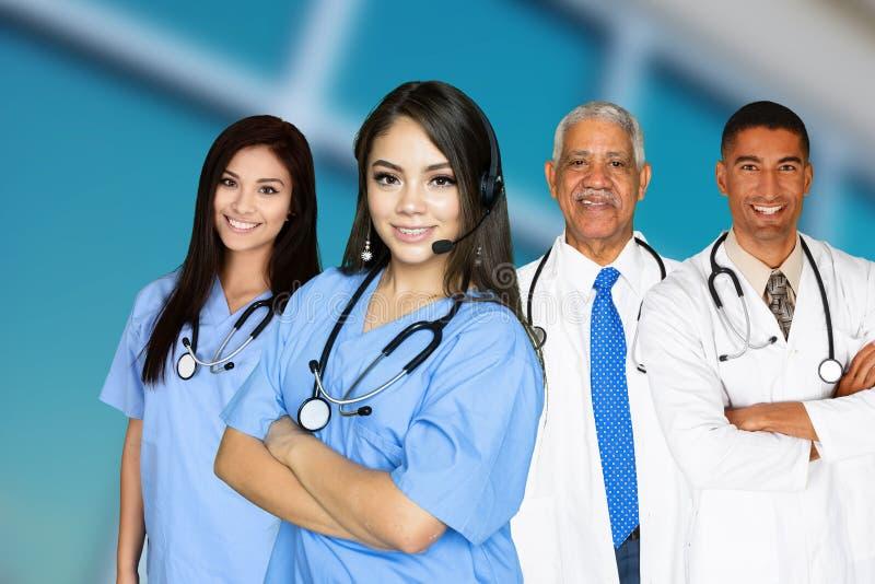Доктора и нюни стоковая фотография rf