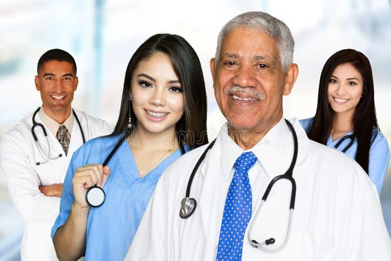 Доктора и нюни стоковое фото