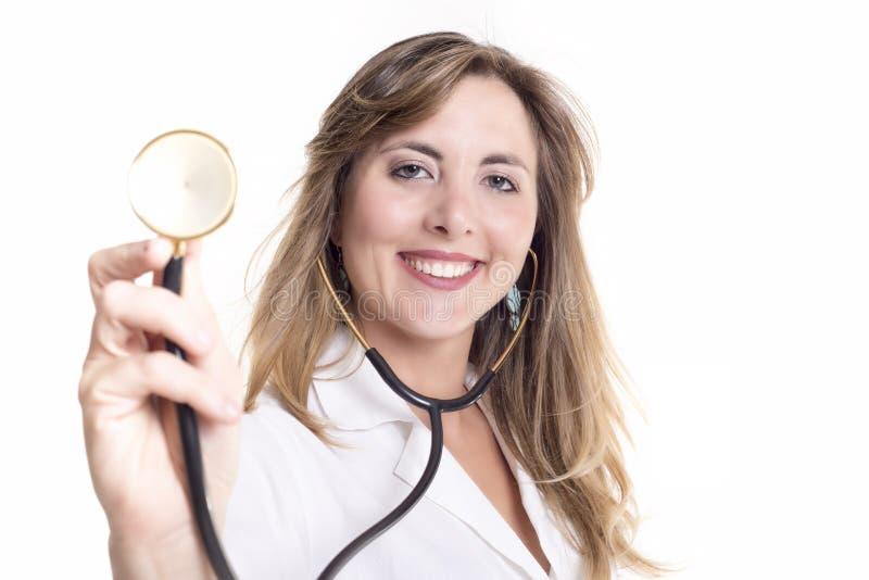Доктор женщины стоковое изображение