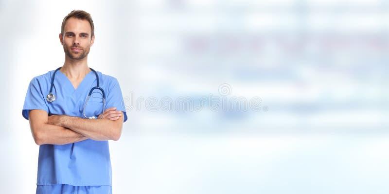 Доктор Нянчить стоковое изображение rf