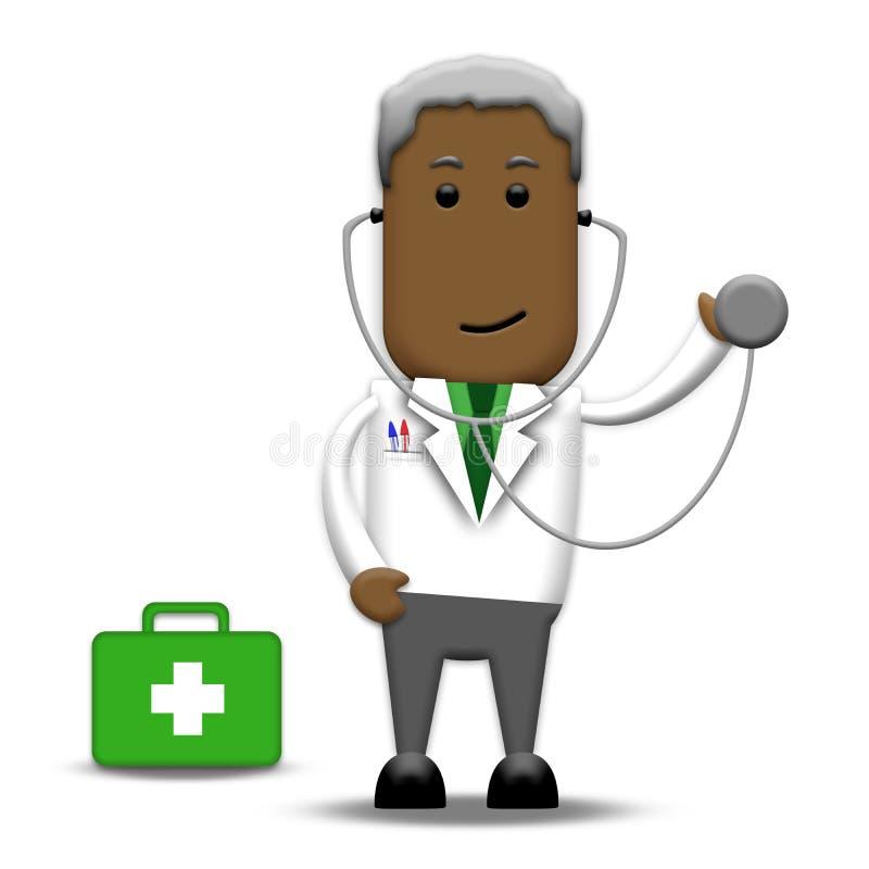 Доктор бесплатная иллюстрация