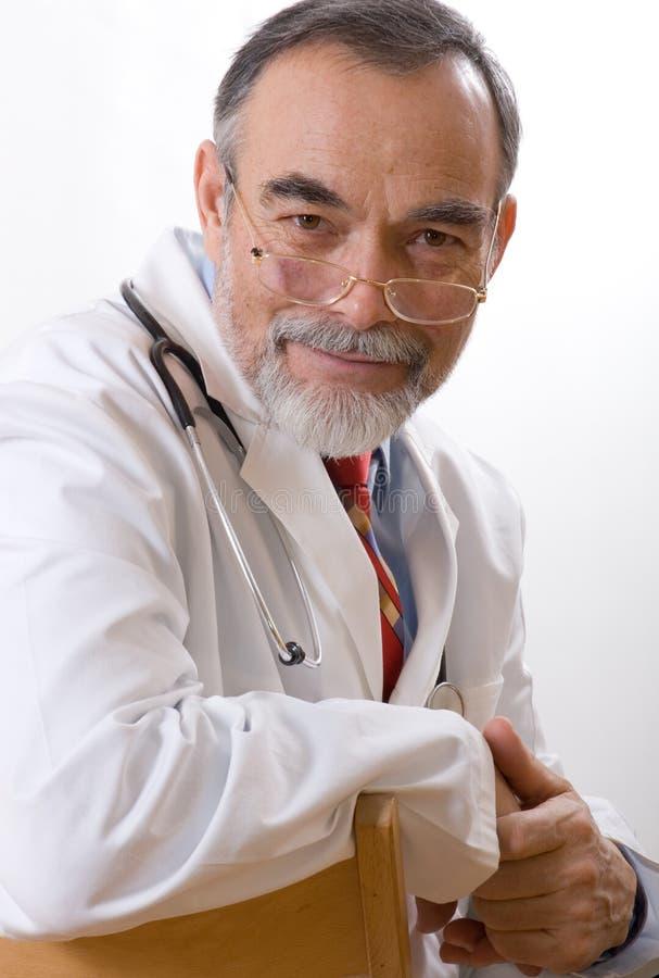 доктор стоковое изображение rf
