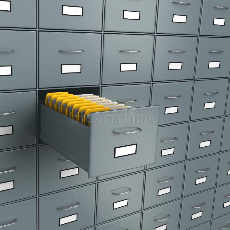 Документы находки, архив бесплатная иллюстрация