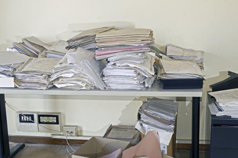 документы стоковое фото