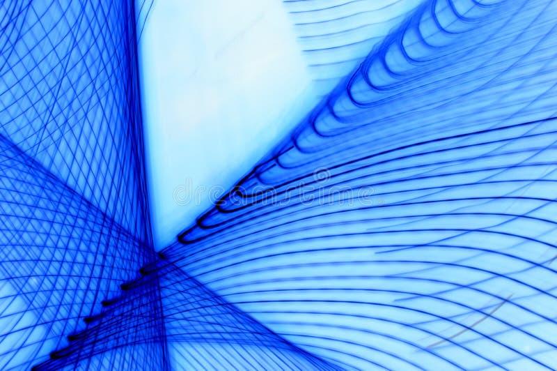 Долгая выдержка освещает макрос текстуры стоковое фото rf