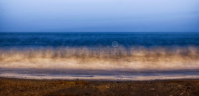 Долгая выдержка Seascape стоковые фото