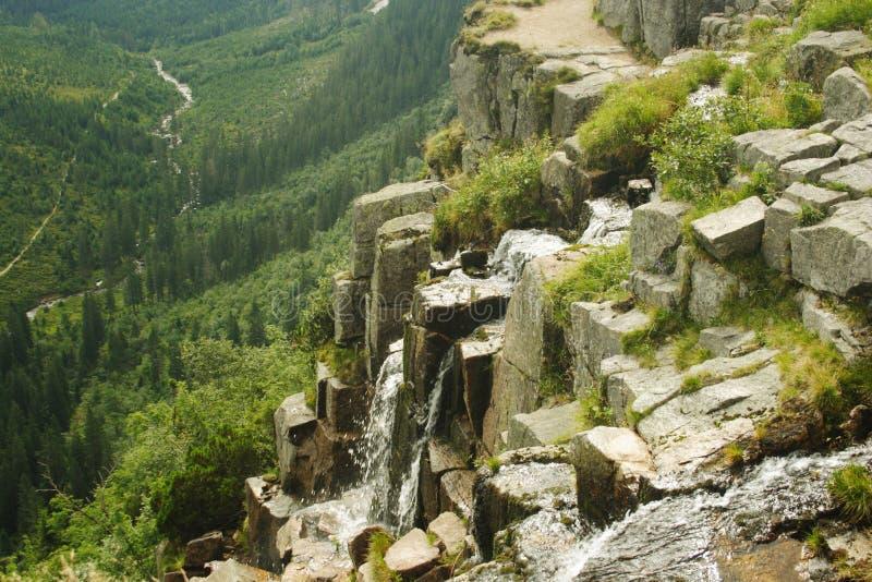 долина весны стоковое изображение